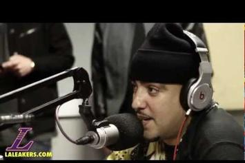 """French Montana """"Breaks Down """"Excuse My French"""" Album Cover"""" Video"""
