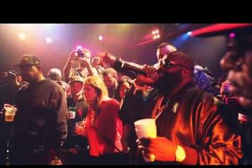 """Ace Hood Feat. Rick Ross """"Perform """"Bugatti"""" Live In Houston"""" Video"""