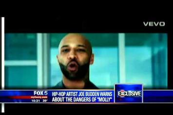 "Joe Budden ""Talks ""Molly"" On Fox News"" Video"