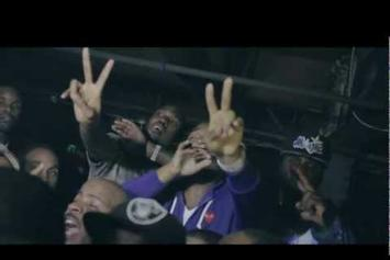 "Meek Mill Feat. Lee Mazin & Louie V Gutta ""Clique Freestyle (Official Video)"" Video"