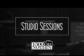 """Snoop Dogg Feat. Wiz Khalifa """"In The Studio With 1500 Or Nothin"""" Video"""