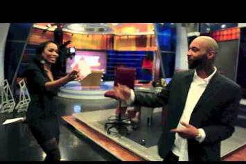 "Joe Budden ""Freestyles ESPN's First Take Theme Song"" Video"