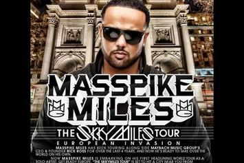 """Masspike Miles """"The Skky Miles Tour Webisode #1 """" Video"""