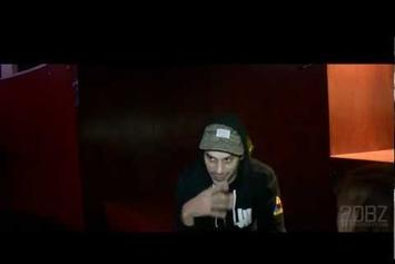"Evidence ""Talks Upcoming Album With The Alchemist"" Video"