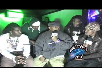 """Cassidy """"Watches As Gangster Disciple Member Threatens MMG"""" Video"""