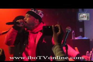 "Curren$y Feat. Styles P """"Lean"" Live In NYC"" Video"