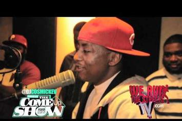 """Cassidy """"Interview On 'The Come Up' Show"""" Video"""