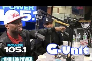G-Unit On Power 105.1
