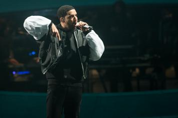 Watch An Emotional Drake Address The Crowd During A Show In Sydney