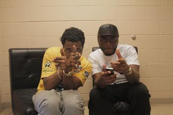 Curren$y Speaks On Collaborating With Riff Raff & Wanting To Sign Joey Fatts To Jet Life