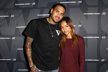 "Chris Brown Calls Karrueche A ""Thot"" For Posting Bikini Pictures On Instagram"