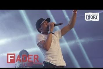 """Chance The Rapper & The Social Experiment Perform """"Sunday Candy"""" At SXSW"""