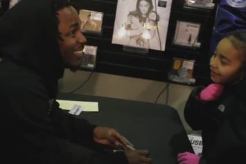 "Kendrick Lamar Does ""To Pimp A Butterfly"" Signings In New York & L.A."