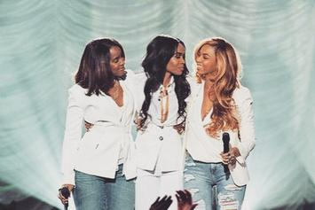 Destiny's Child Reunites For Performance At The Stellar Gospel Music Awards