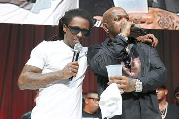 Lil Wayne Drops Lawsuit Against Cash Money