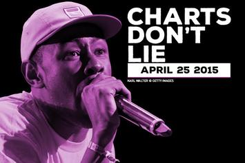 Charts Don't Lie: April 25