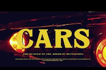 "Curren$y ""Cars"" Video"
