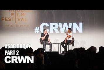 ASAP Rocky's CRWN Interview (Pt. 2)