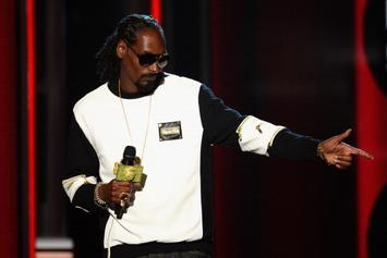"""Snoop Dogg Has Some Big Features On His """"Bush"""" Tracklist"""