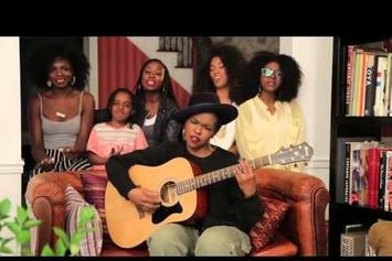 "Watch Lauryn Hill Perform Acoustic Version Of ""Doo Wop"""