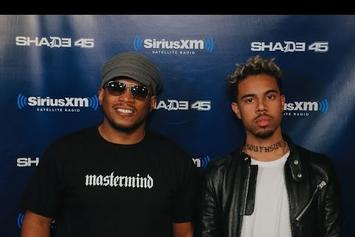 Vic Mensa Freestyles On Sway In The Morning, Shares Advice From Jay Z