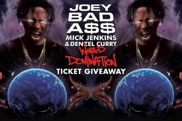 "Ticket Giveaway: Joey Bada$$'s ""World Domination"" West Coast Leg"