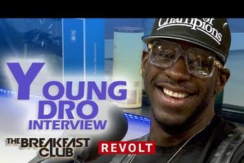 Young Dro On The Breakfast Club