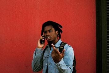 "Stream Denzel Curry's Double EP ""32 Zel / Planet Shrooms"""