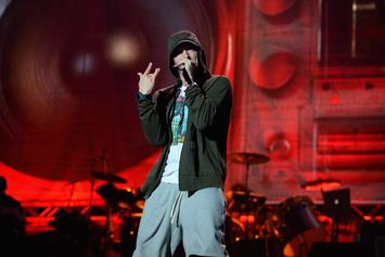 Eminem No Longer Holds The Record For Most Words In One Song