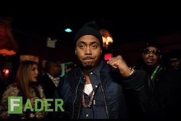 "Nas ""Obey Your Thirst"" Video (Trailer)"