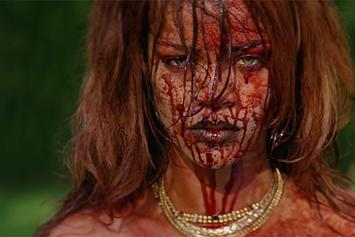 "Rihanna ""Bitch Better Have My Money"" Video"