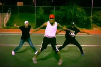 "Chris Brown & Snoop Dogg Dance To Diddy's ""Finna Get Loose"""
