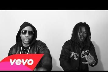 "Consequence & Lupe Fiasco Feat. Chris Turner ""Countdown"" Video"