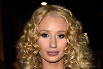 """Iggy Azalea May Have Had Her Entire """"Live Love A$AP"""" Tattoo Removed"""
