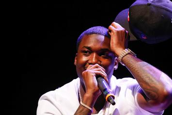 "Meek Mill Shouts Out Drake During Tonight's Concert In VA: ""Let Him Be Great"""