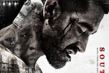 "Stream The ""Southpaw"" Soundtrack Feat. Eminem, Slaughterhouse, Action Bronson & More"