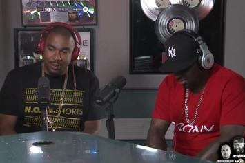 Capone-N-Noreaga On Ebro In The Morning