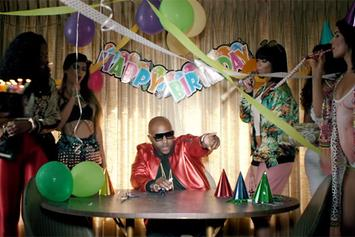 "Rico Love ""Happy Birthday"" Video"