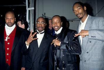 "A ""Welcome To Death Row"" Film Is Being Shopped Around"