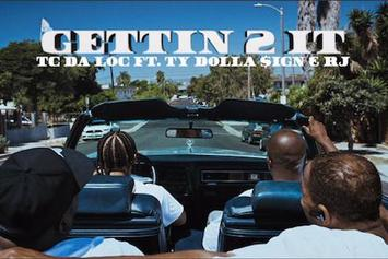"TeeCee4800 Feat. Ty Dolla $ign, RJ (OMMIO) ""Gettin 2 It"" Video"