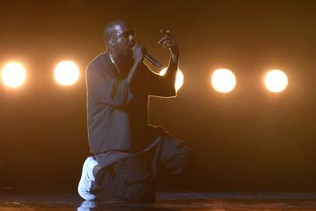 """Kanye West Gives Update On """"SWISH"""" & Running For President"""