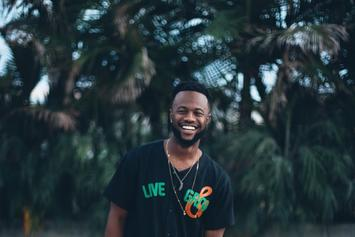 "Stream Casey Veggies' Debut Album ""Live And Grow"""