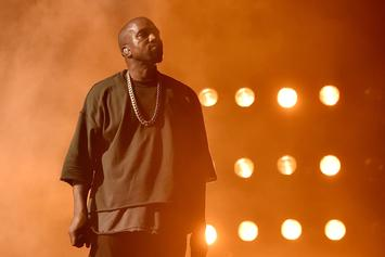 "Kanye West Brings Out Jeezy & Kid Cudi For ""808s & Heartbreak"" Show, Experiences Technical Difficulties"