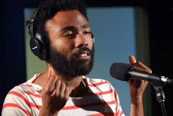 "Childish Gambino Covers Tamia's ""So Into You"""