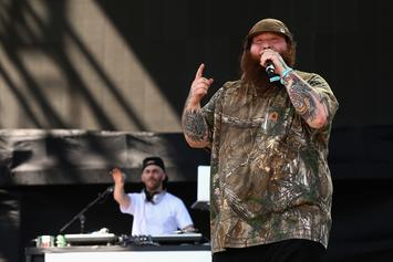"""Action Bronson Stops Norway Show Due To """"Medical Reasons"""""""