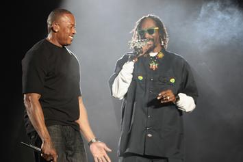 Dr. Dre Wants To Tour Europe With Snoop Dogg, Eminem & Kendrick Lamar