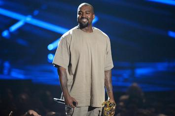 """Kanye West Calls Upcoming Album """"A Sonic Painting"""""""