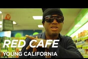 """Red Cafe """"Cheers To Young California"""" Video"""