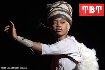 #TBT: Erykah Badu's Early Classics