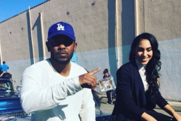 Kendrick Lamar Was Grand Marshal Of The Compton Christmas Parade